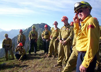 Forest Fire Crew